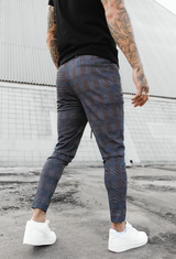 Hades Plaid Trousers