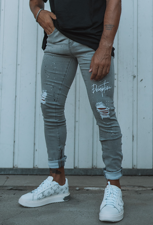 Hugo Paint Denim