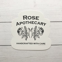 Card + Sticker - Rose Apothecary. You're Simply the Best. Better than all the Rest.