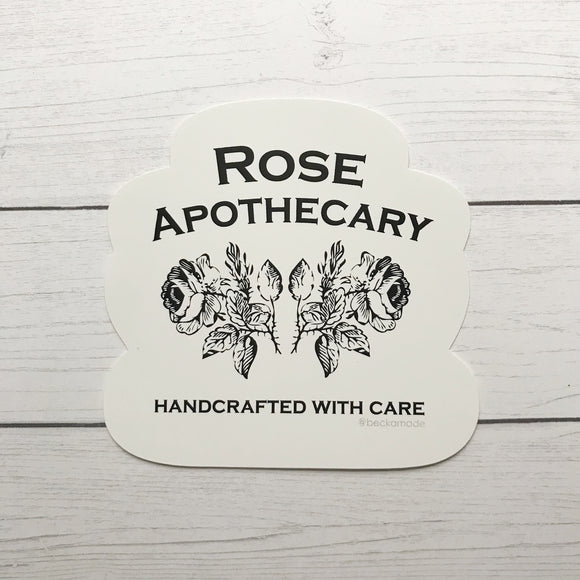 Sticker - Rose Apothecary