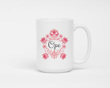 Ope Coffee Mug. Midwest Gift. Large Coffee or Tea Mug.
