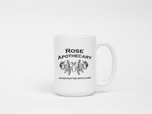Mug - Rose Apothecary 15 oz Ceramic Mug