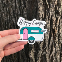 Card + Sticker - You Make Me a Happy Camper