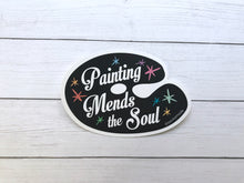 Sticker - Painting Mends the Soul Sticker