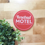 Coaster - Schitt's Creek Rosebud Motel - Set of 4