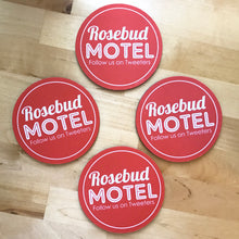 Coaster - Rosebud Motel - Set of 4