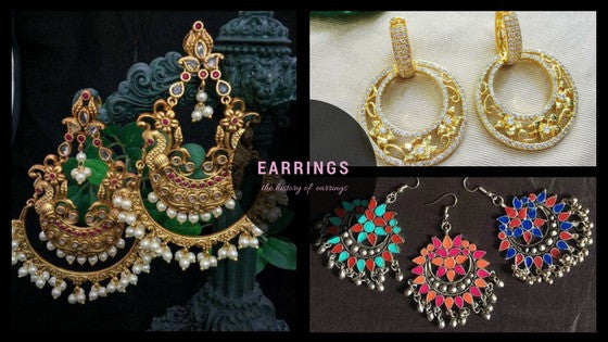 Earring - History / Trends / Judge / Maintain