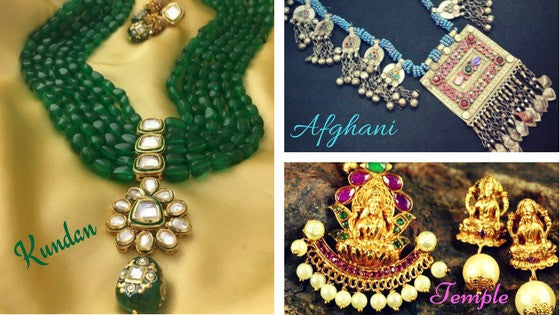 4 Different Styles of Necklace for Women