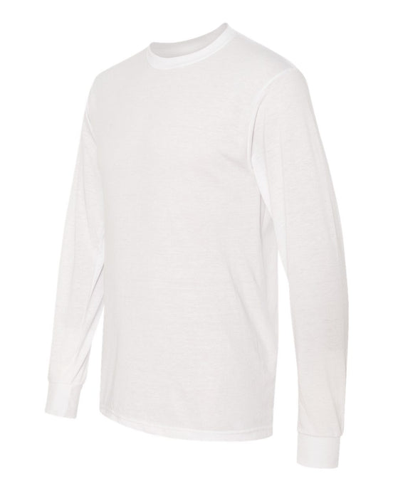 21MLR JERZEES - Dri-Power® Performance Long Sleeve T-Shirt S-3X