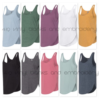 Next Level - Women's Festival Tank - 5033