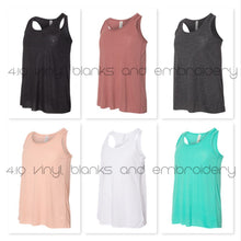 Bella + Canvas - Youth Flowy RacerbackTank - 8800Y