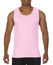 9360 - Comfort Colors - Garment Dyed Heavyweight Ringspun Tank Top - 2X and 3X