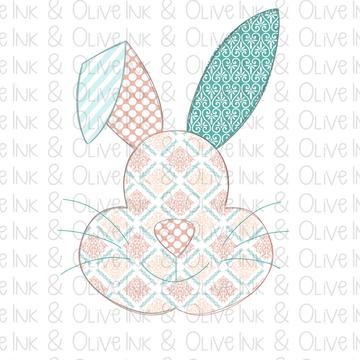 Sublimation Print -  Bunny