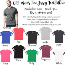 LAT Adult Football Fine Jersey Tee