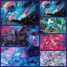"HTV Printed Galaxy Collection 12"" x 12"" sheet"