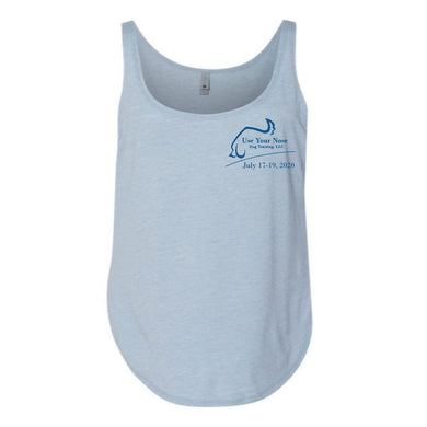 CANINE NOSE WORK EVENT - TANK or TEE
