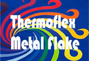 ThermoFlex HTV Metal Flake 15 Foot - ROLL
