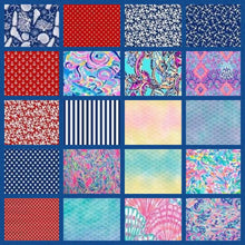 "HTV Printed Under the Sea Collection 12"" x 12"" sheet"