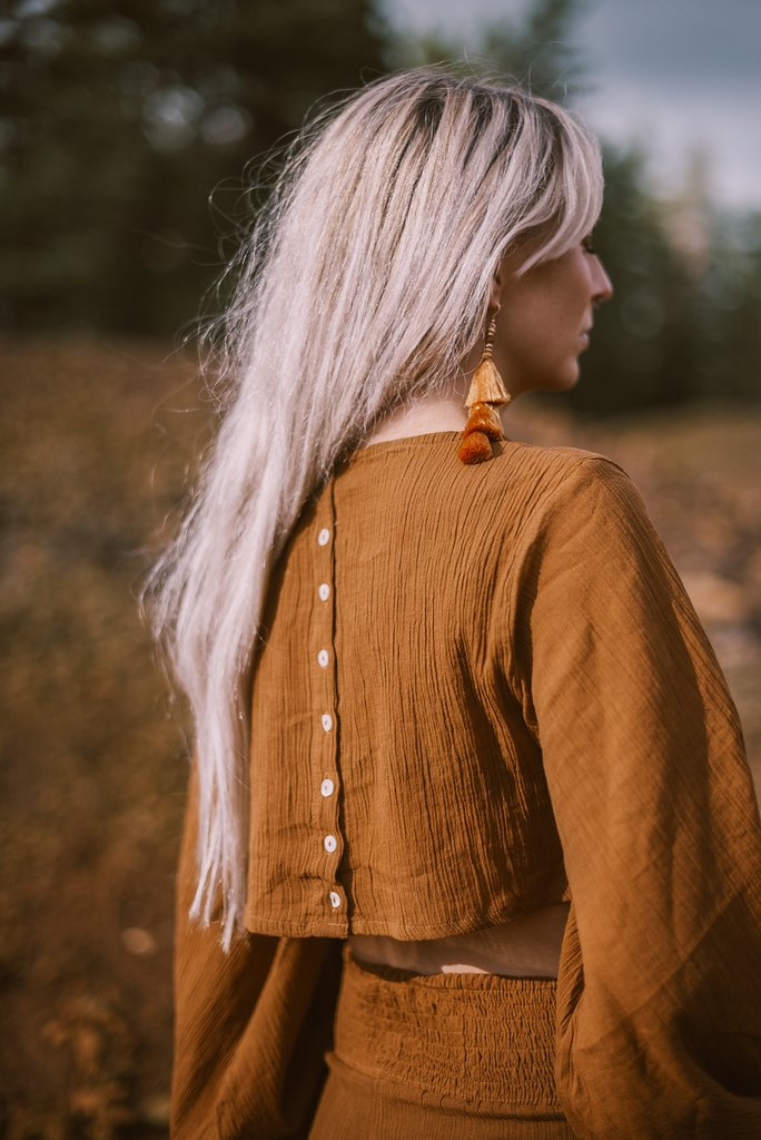 RUSTED | @wiildwoodflower by @halsvikphoto