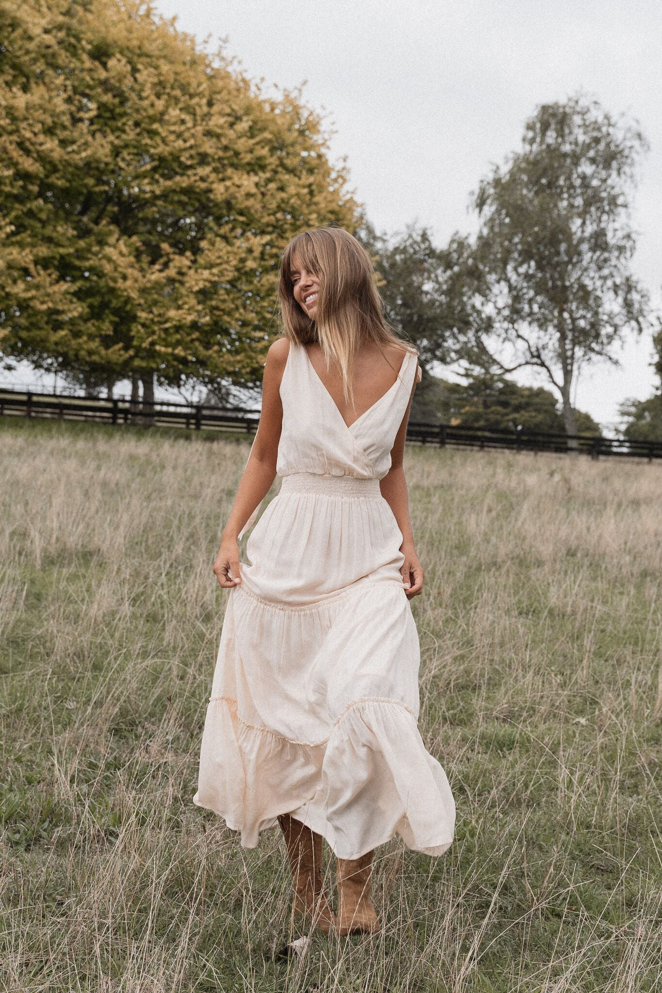 THE ISABELLA GOWN | ROSEWATER