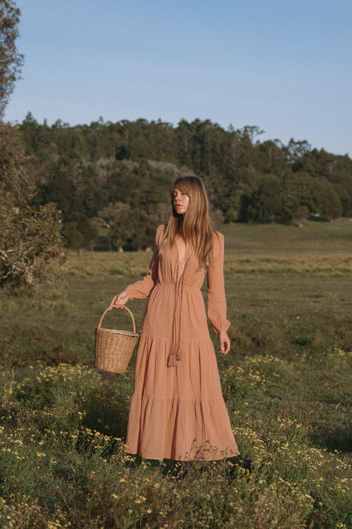 THE LANA MAXI DRESS | COCO