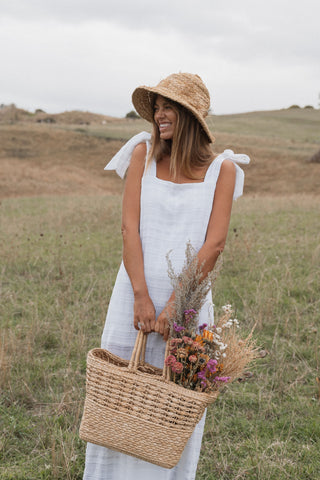 THE WILLOW TUNIC | FRENCH VANILLA