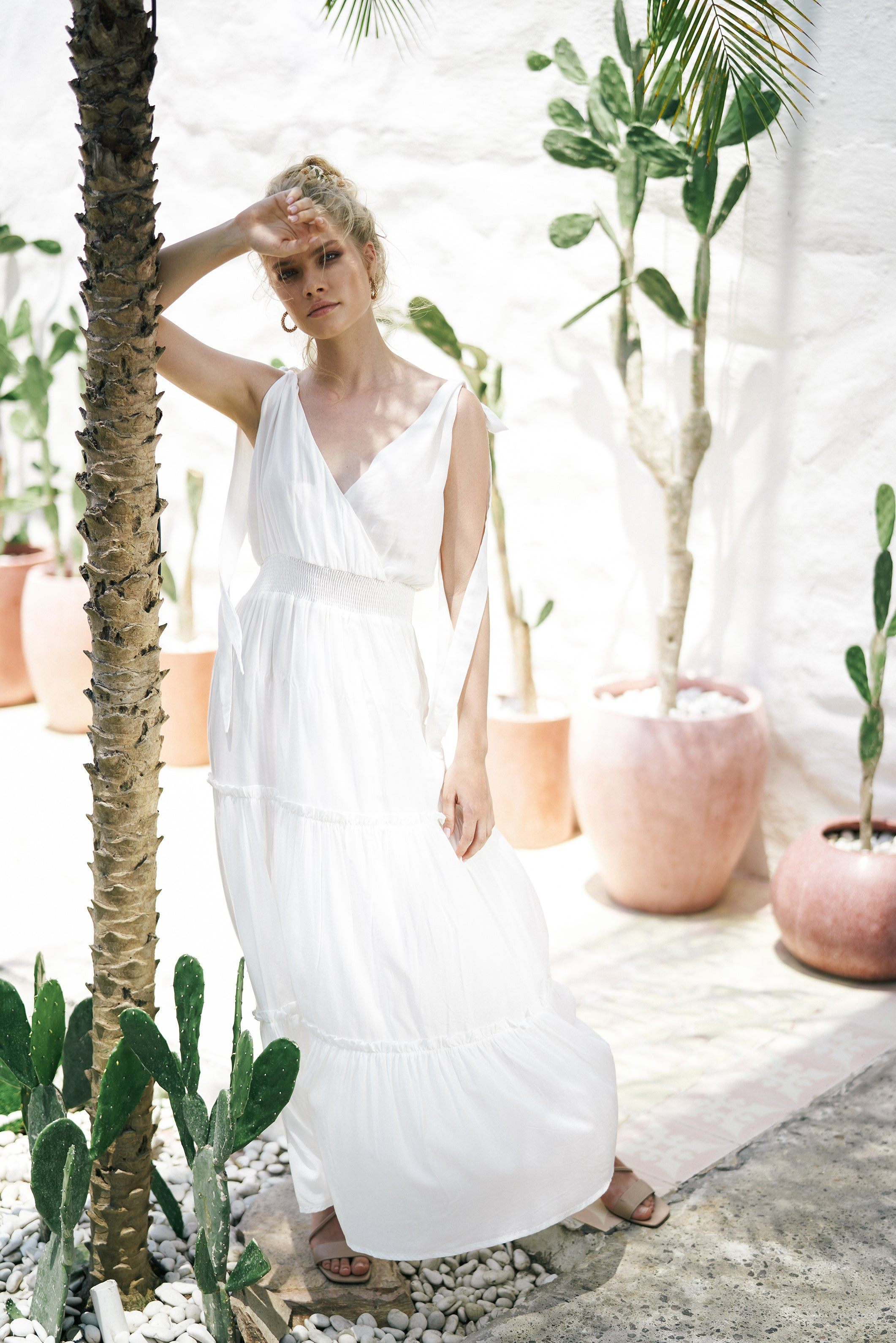 THE ISABELLA GOWN | WHITE