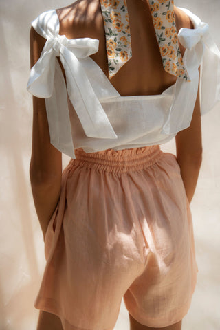 THE RUMI SKIRT | WHITE