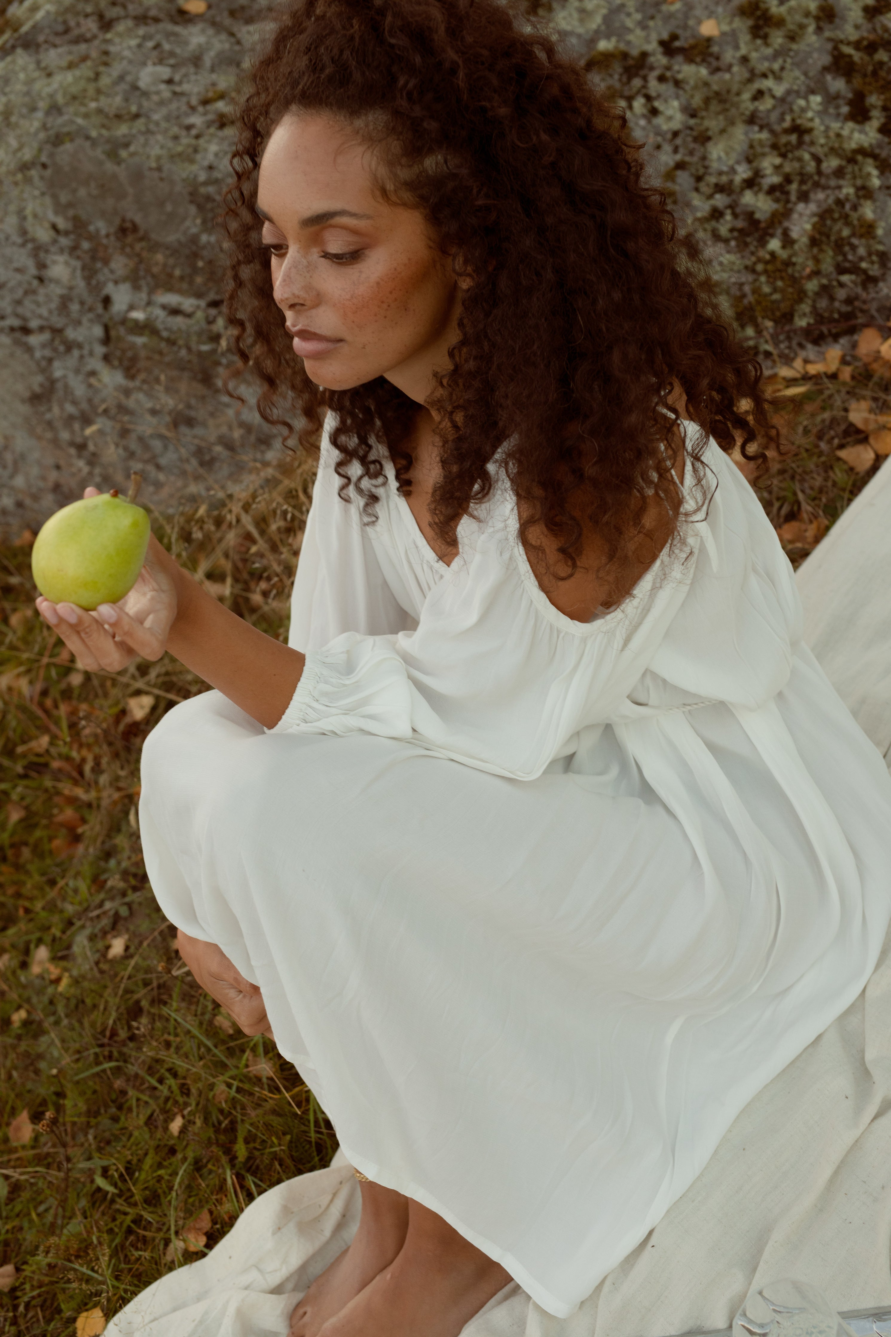 THE WILLOW TUNIC | WHITE