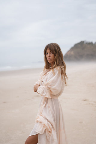 THE STELLA TOP | EVENING SAND