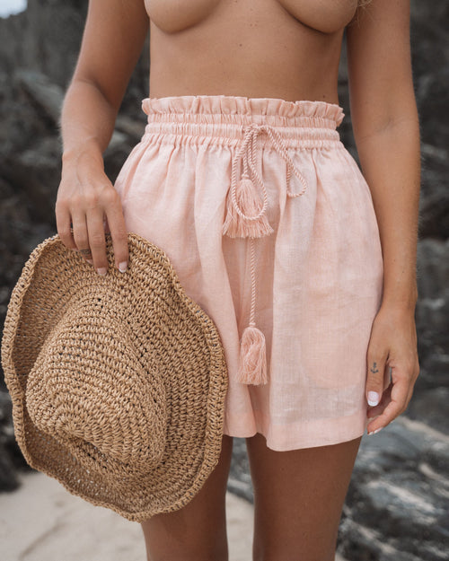 THE LUELLA SHORT | EVENING SAND