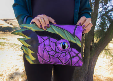 Custom Dragon Bag Inspired By Game Of Thrones