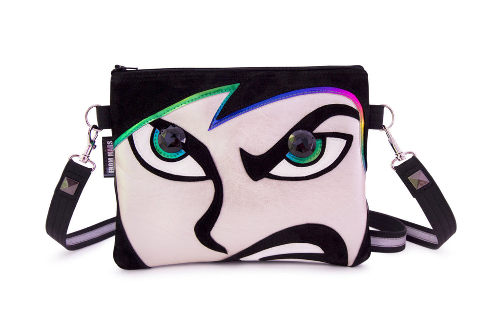 There She Go's Purse With Wristlet Combo | Geek Fashion