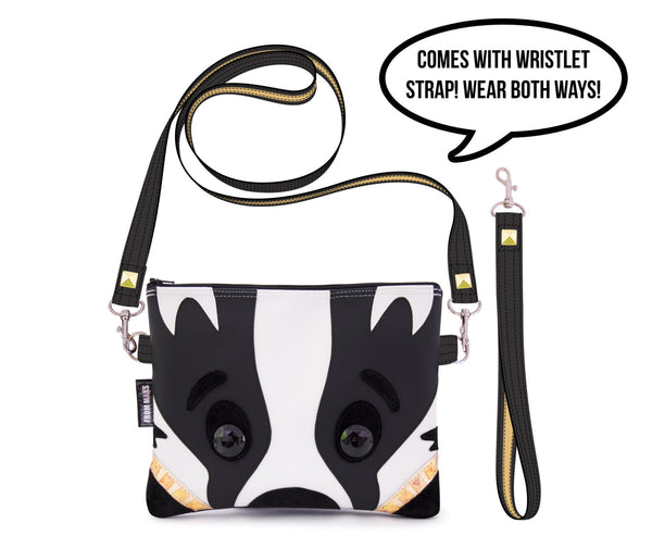 Where They Are Just And Loyal Purse With Wristlet Combo | Geek Fashion