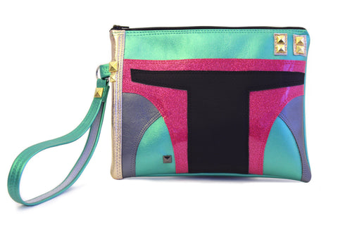 Bounty Hunter Clutch Bag With Wristlet | Purse | Geek Chic