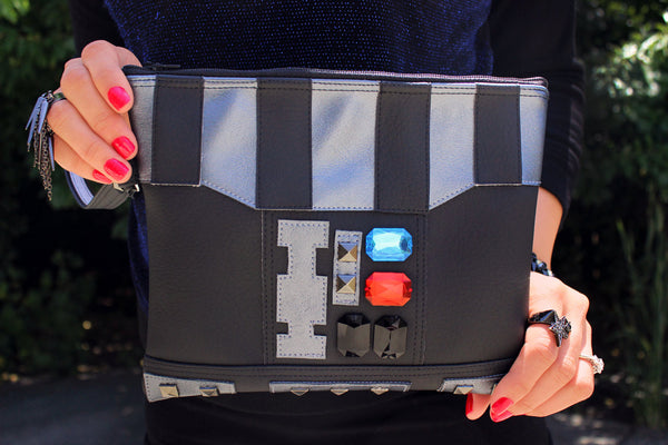 The Dark Side Clutch Bag With Wristlet | Purse | Geek Chic