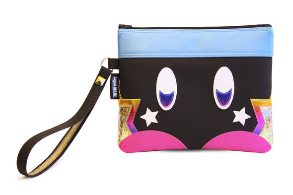 It's The Bomb Clutch Bag With Wristlet