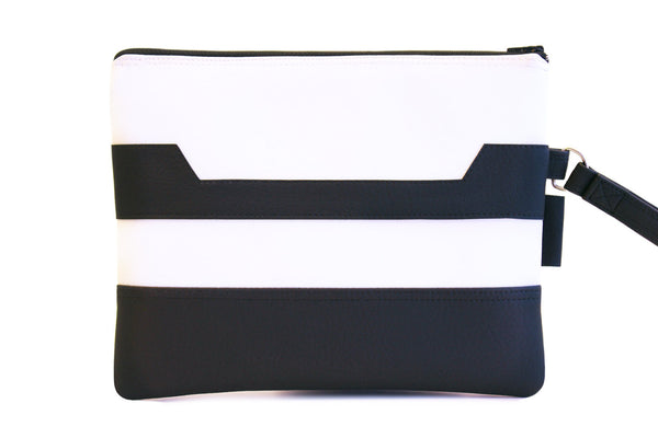 Take The World By Storm! Clutch Bag With Wristlet | Purse | Geek Chic