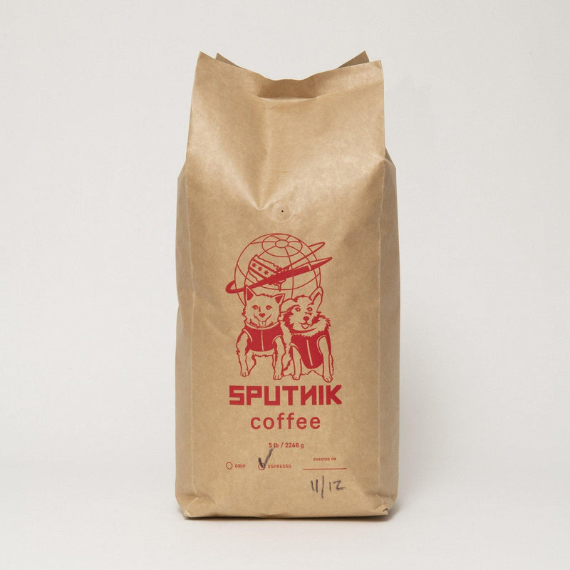 5lb Sputnik Coffee - Sputnik Coffee Company