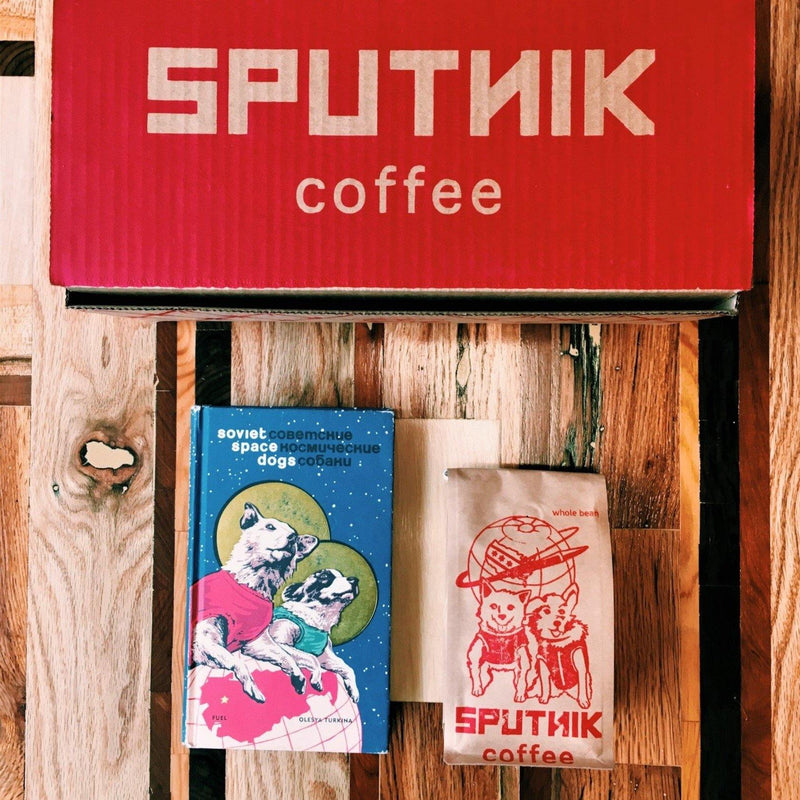 Gift Card - Sputnik Coffee Company