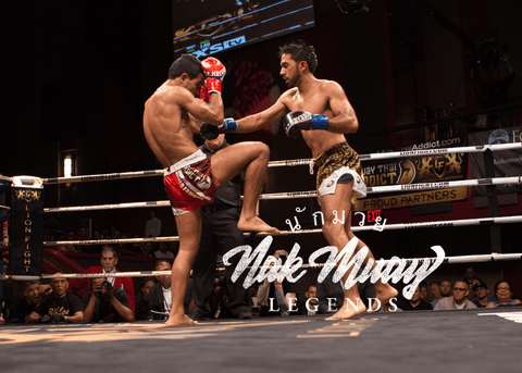 Lion Fight 36 Muay Thai Ballafrikh George