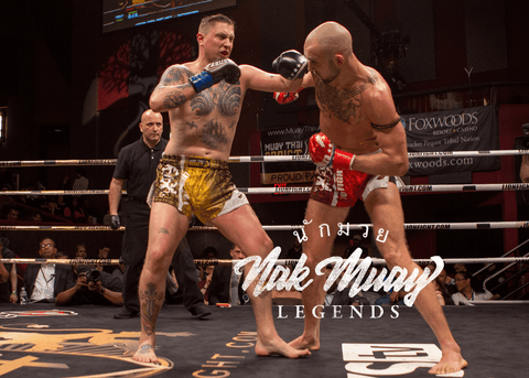 Hlavacek Banasiak Muay Thai Lion Fight 36
