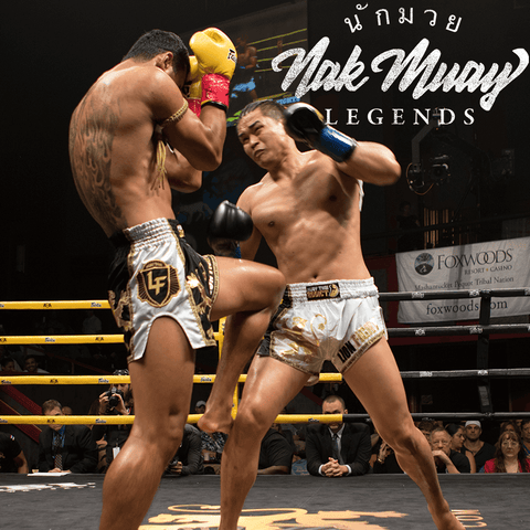Jo Nattawut Petchtanong Banchamek Lion Fight 37