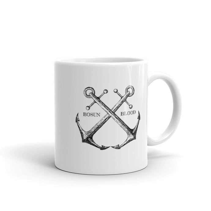 Coffee mug for Bosun and sailor