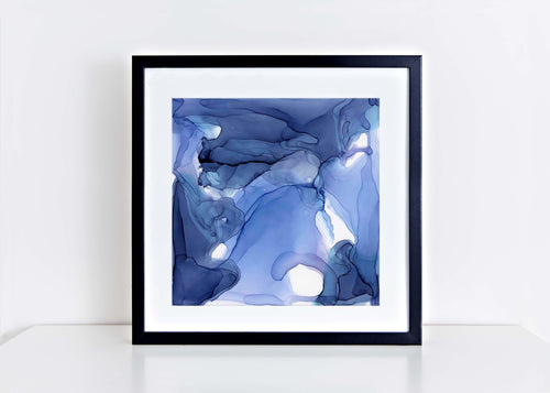 Blue is My Color- Fine Art Print