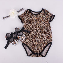 Cotton Lycra Bodysuit Set