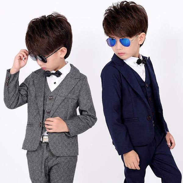 Formal Waistcoat Tuxedo Suits