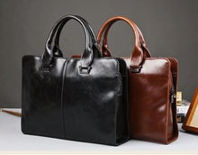 PU Leather Business Bag