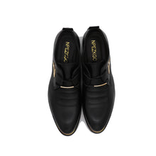 Flat Patent Leather Shoes
