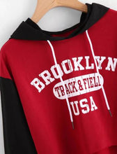 Brooklyn Patchwork Sweatshirt